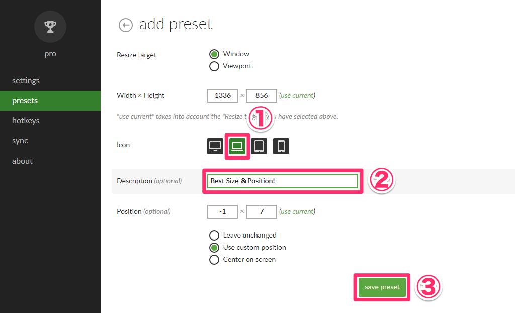 Chromeの画面サイズは常に同じにしたい! 職場と自宅の環境を揃える「Windows Resizer」
