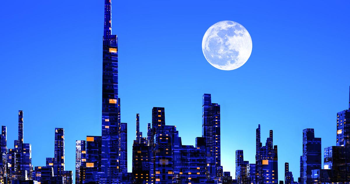新たな一歩を応援するメディア2020年最大の満月「スーパームーン」をライブ配信やアプリで楽しもう!