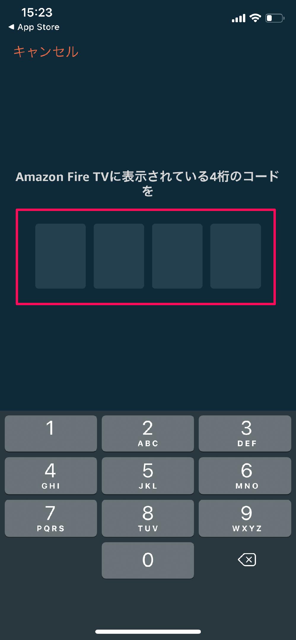 Fire TVをスマートフォンで操作する方法。リモコンの紛失時や文字入力に便利!