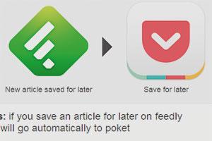Webの情報を効率よく収集する「Evernote」+「Feedly」+「Pocket」の合わせ技