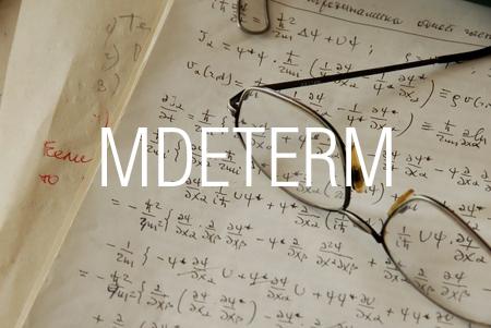 MDETERM関数で行列の行列式を求める