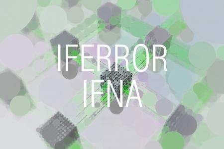 IFERROR関数/IFNA関数でエラーの場合に返す値を指定する