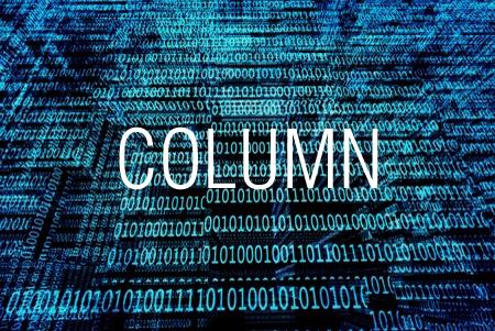 COLUMN関数でセルの列番号を求める