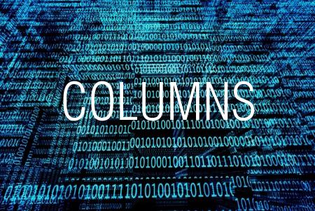 COLUMNS関数で列数を求める