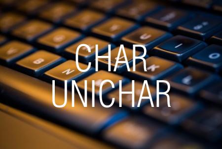 CHAR関数/UNICHAR関数で文字コードに対応する文字を返す