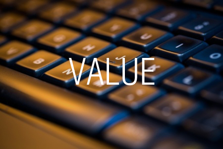 VALUE関数で数値を表す文字列を数値に変換する