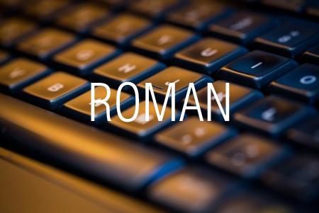 ROMAN関数で数値をローマ数字の文字列に変換する
