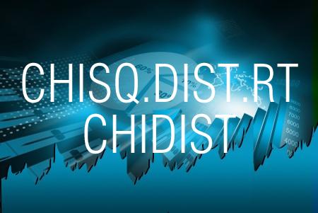 CHISQ.DIST.RT関数/CHIDIST関数でカイ二乗分布の右側確率を求める