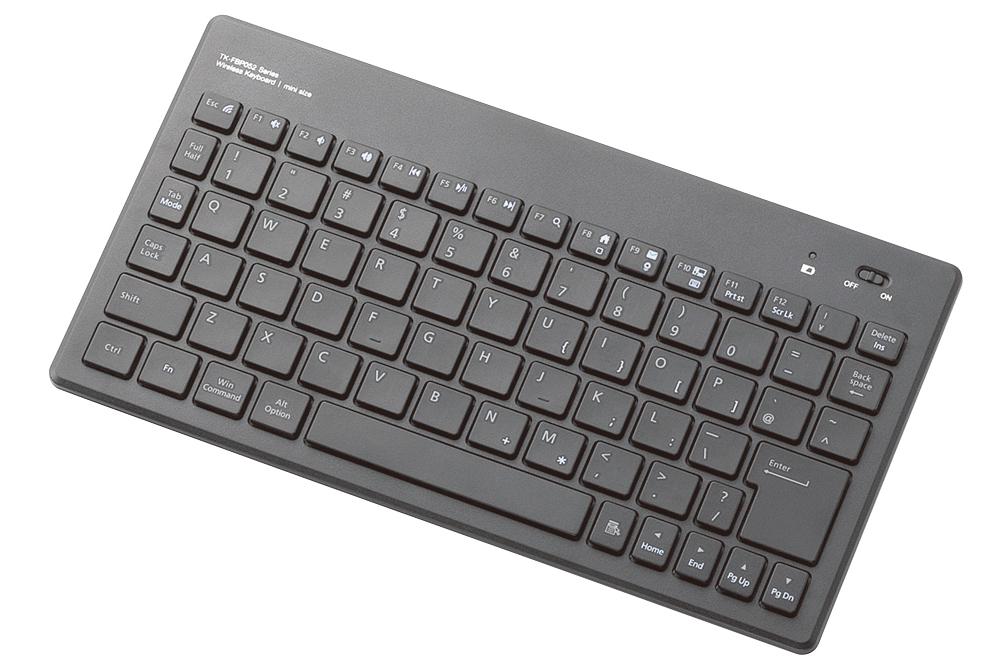 Windows 8.1タブレットでキーボードを使いたい