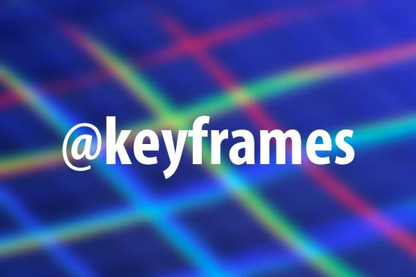 @keyframesプロパティの意味と使い方
