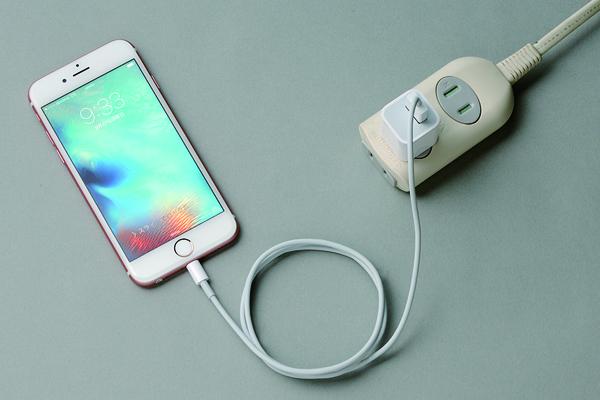 iPhoneの電源が入らないときの対処方法