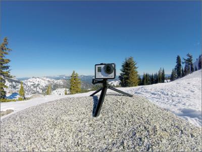 GoProで写真のタイマー撮影はできないの?