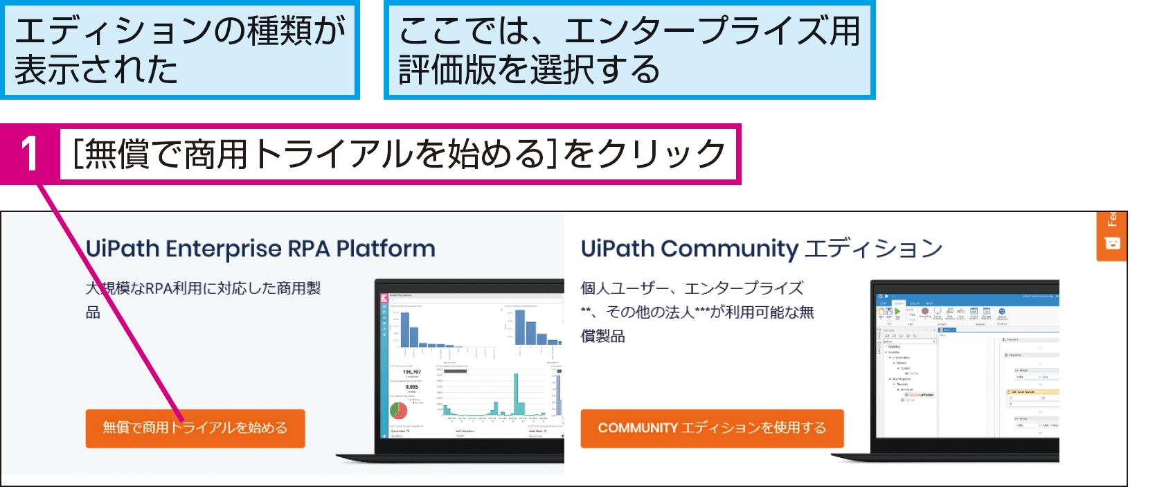 UiPathを始めよう(UiPathの概要とインストール) - できるUiPath