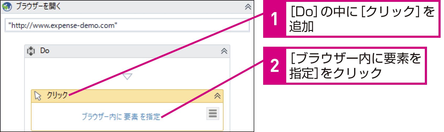 ExcelのデータをWebアプリに入力するには(Excelデータからの入力) - できるUiPath