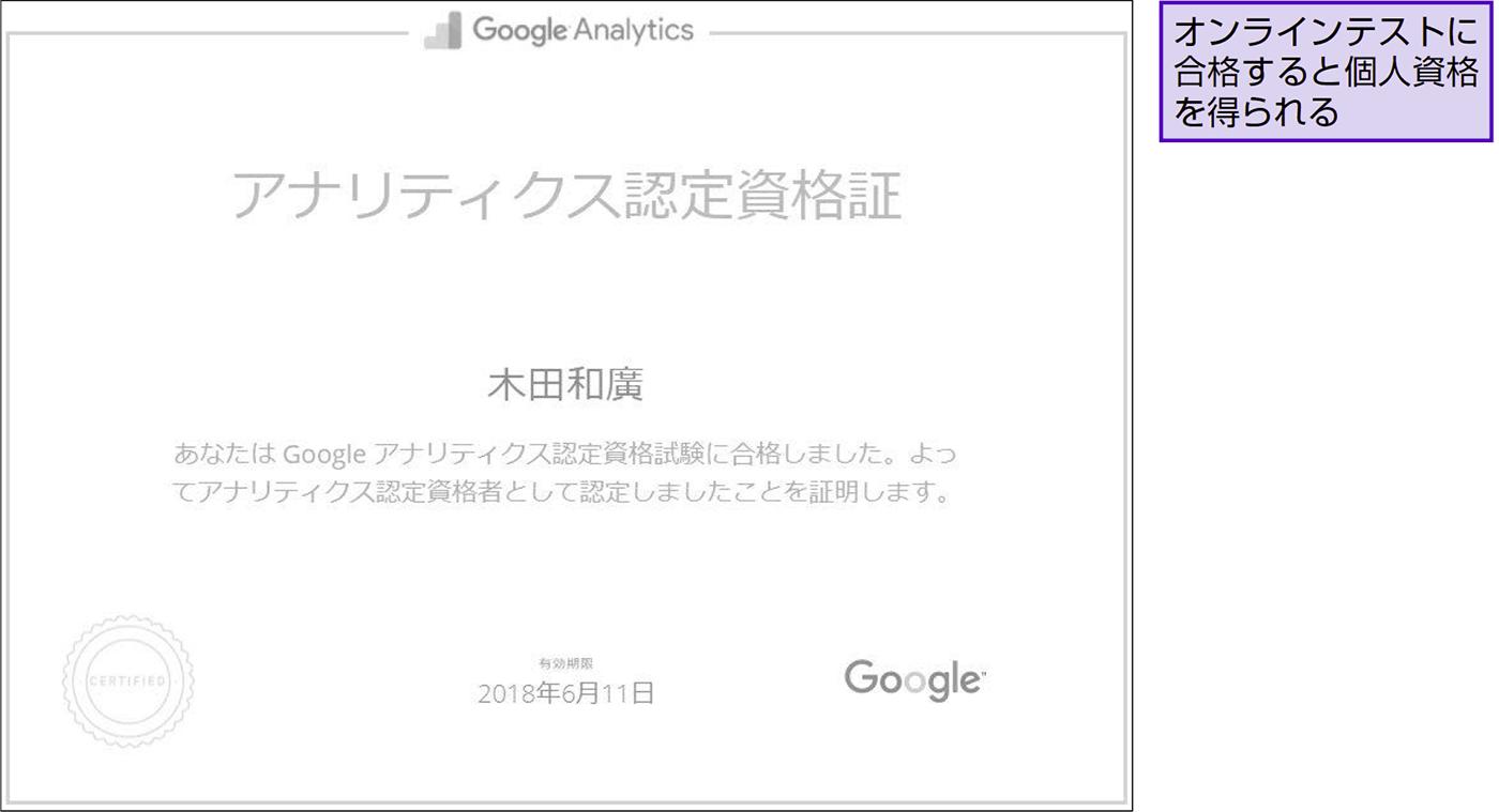 個人資格「GAIQ」を取得して対外的にスキルをアピールする - できる逆引き Googleアナリティクス 増補改訂2版